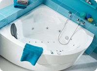 Панель  фронтальная для ванны Santek Канны 150*150 см