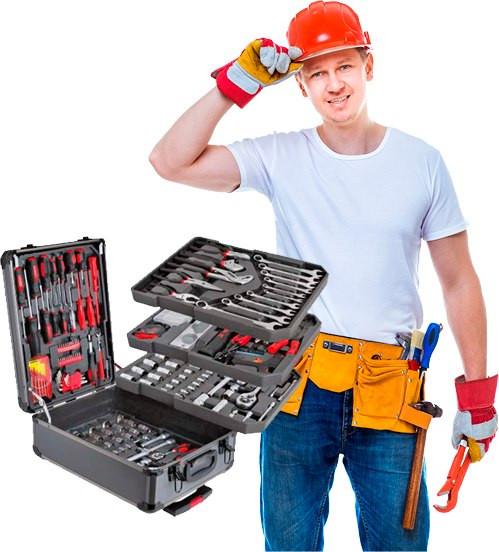 Наборы инструментов, наборы отверток