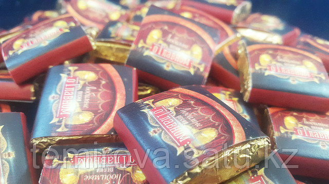 шоколад на юбилей