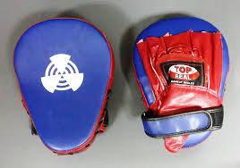 Боксерские лапы Top  Real, фото 2
