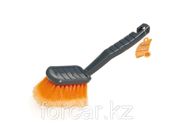 Щетка для мытья с мягкой щетиной 30 см , фото 2