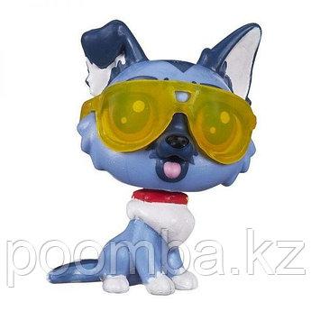 Зверюшки Волк Шепард в очках