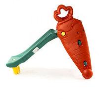 Горка детская Морковка, фото 1