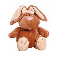 Кролик коричневый сидячий, 71 см