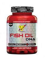Специальные добавки Fish Oil DNA, 100 softgel.
