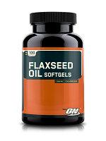 Специальные добавки FlaxSeed Oil 1000 mg, 100 softgel.
