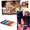 Набор цветных мелков для волос (12 цветов)