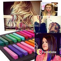 Набор цветных мелков для волос (48 цветов), фото 1