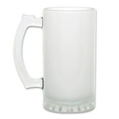 Кружка для пива (матовое стекло)