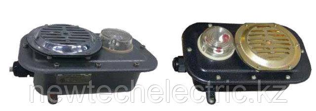 Посты сигнализации с корпусом из стали ПАСО1, ПАСО1-П
