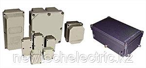 Оболочки электротехнических аппаратов ОЭАП из пластика, ОЭАМ из алюминия