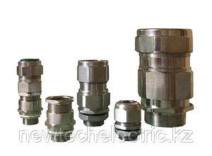 Кабельные вводы ВК-ВЭЛ: для бронированного и небронированного кабеля, трубной проводки