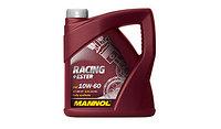 Моторное масло MANNOL Racing+Ester 10W60 SN/SM/CF 4L