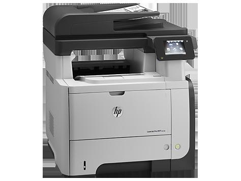 HP A8P79A МФУ лазерное монохромное LaserJet  Pro 500 M521dn (А4)