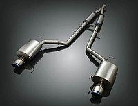 Титановый спортивный выхлоп на Infiniti G37 (2009-10), фото 1