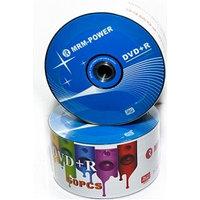 Диск DVD+R 16x4.7 Gb 120 мин MRM-POWER
