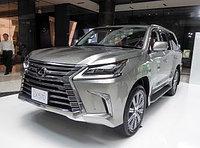 Штатный автозавод для Lexus Lx 570 (2016)