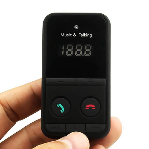 Bluetooth FM трансмиттер для авто с функцией Hands free