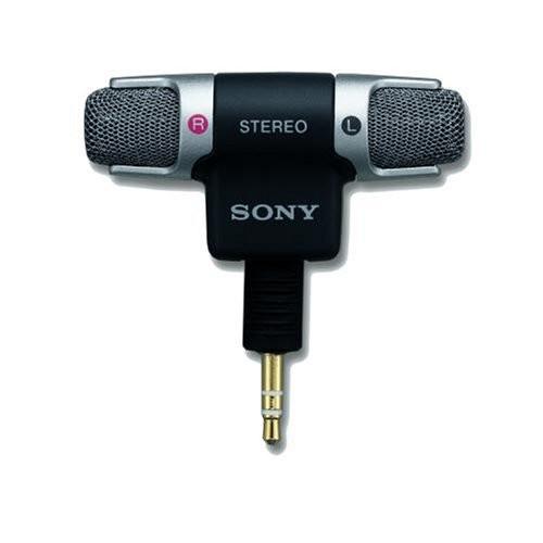 Конденсаторный стерео микрофон SONY ECM DS70P