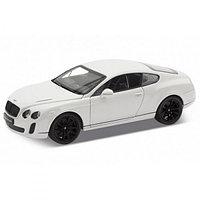 Игрушка модель машины 1:24 Bentley Continental Supersports