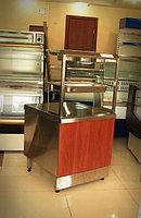 Прилавок столовых приборов и разносов ПСПРТ (630*700*1200)