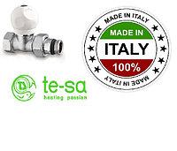 Радиаторный вентиль прямой TE-SA 3/4 Италия