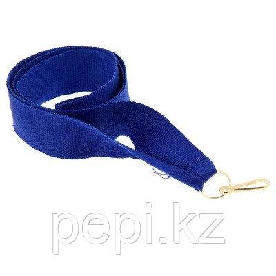 Лента для медалей, синяя