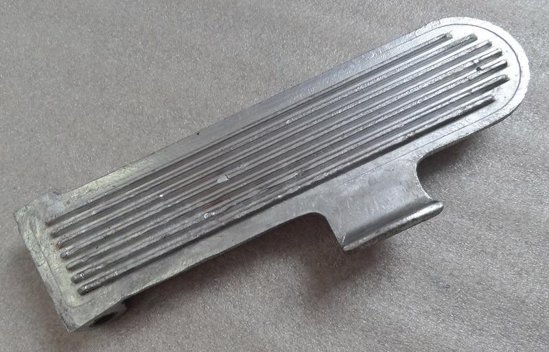 375-1108010-04 Педаль акселератора (газа) в сб.  УРАЛ