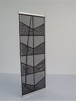 Буклетница напольная сетчатая (8 карманов), фото 1