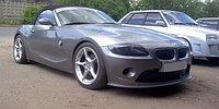Обвес CHP Motosport на BMW Z4 E85, фото 1