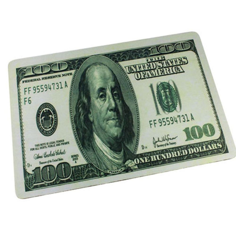 Коврик для мыши 100 долларов