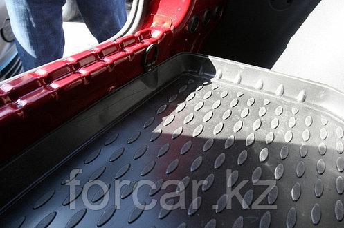 Коврик Novline в багажник RENAULT Duster 2WD, 2011-> (полиуретан), фото 2
