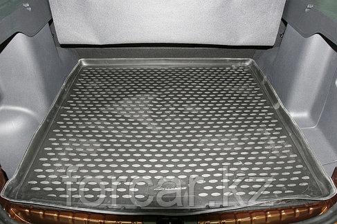 Коврик Novline в багажник RENAULT Duster 4WD, 2011-> (полиуретан), фото 2