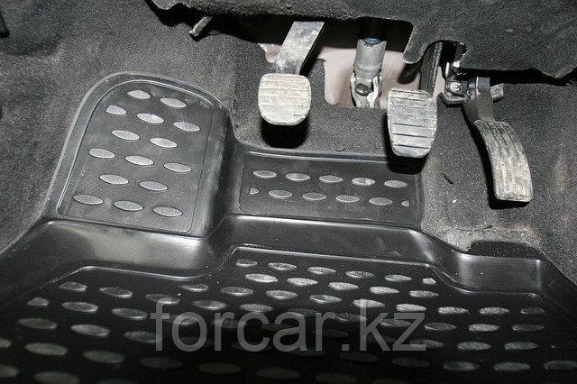 3D коврики в салон RENAULT Duster 2WD 2011 ->, фото 2