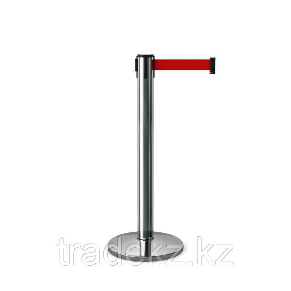 Стойка с вытяжной лентой, тенсатор Barrier Belt 07 Premium (Лента 4,5; 5 м)