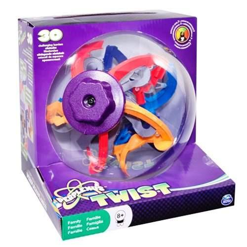 Игра Spin Master головоломка Perplexus Twist, 30 барьеров