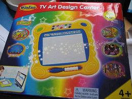 WinFun TV Art Design Set, Multi Color