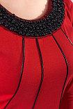 Платье класса люкс приталенного силуэта, 44, 46 р., фото 3
