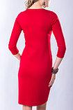 Платье класса люкс приталенного силуэта, 44, 46 р., фото 4