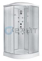 Душевая кабина Erlit ER4509P-C3   900*900*2149 низкий поддон , светлое стекло, фото 1