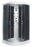 Душевая кабина Erlit ER4509P-C4 900*900*2150 низкий поддон, тонированное стекло, фото 1