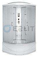 Душевая кабина Erlit ER4509TP-C3 900*900*2150 высокий поддон, светлое стекло