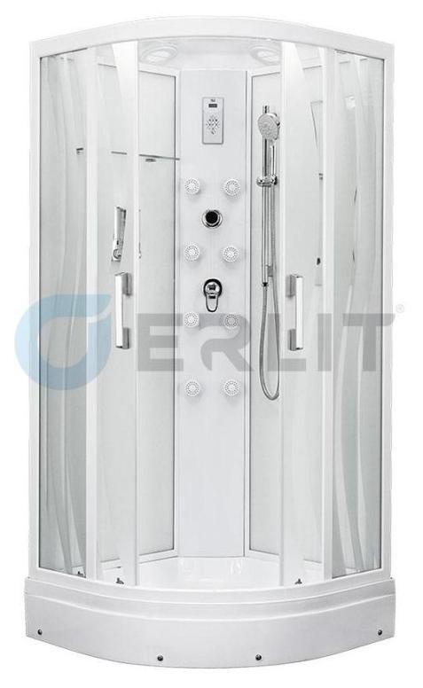 Душевая кабина Erlit  ER5509P-S2  900x900