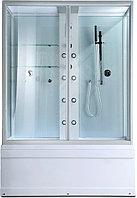 Душевая кабина Erlit душевая кабина SYD 150-W1 1480*820*2200 высокий поддон, прозрачное стекло, фото 1