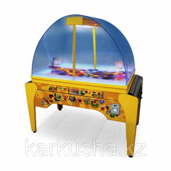 "Интерактивный автомат баскетбол ""Bacterball"" 145 x 80 x 160 cm, (жетоноприемник)"