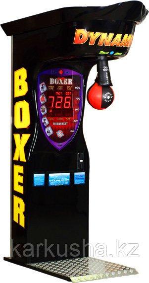 """Игровой автомат - """"Boxer Dynamic"""" (жетоноприемник)"""