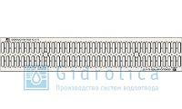 Решетка штампованная стальная оцинкованная DN150