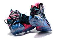 Кроссовки Nike LeBron XII (12) Blue Black Purple (40-46), фото 5
