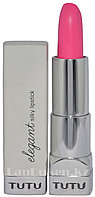 Помада TUTU elegant Silky Lipstick (тон 01), фото 1