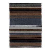 Ковер СТОКГОЛЬМ короткий ворс, ручная работа коричневый коричневый, ИКЕА, IKEA, фото 1